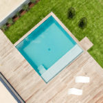 piscine d'une maison booa