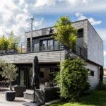 une maison respectueuse de l'environnement