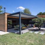 concept de maisons bois