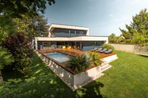 villa de rêve à côté de Lyon